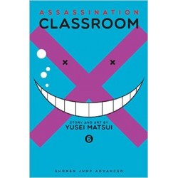 Mangá Assassination Classroom  Vol.6