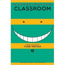 Mangá Assassination Classroom Vol.2