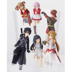 Sword Art Online Putitto Series Trading Figure