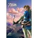 Legend of Zelda Breath of the Wild Poster