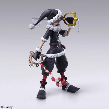 Sora Christmas Town Ver. Bring Arts