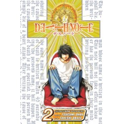 Death Note vol 2 (Português)