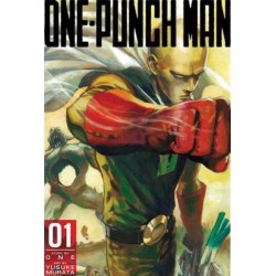 ONE PUNCH MAN vol 1 (PORTUGUÊS)