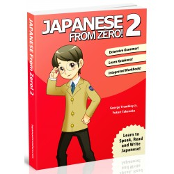 Japanese From Zero! Book 2