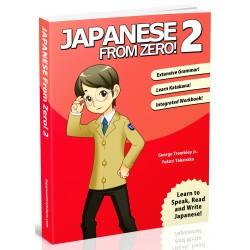 Japanese From Zero! Book 2