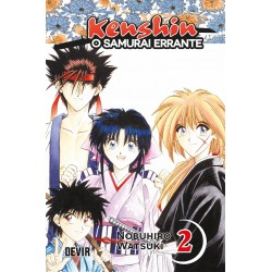 Rurouni Kenshin PT vol 1