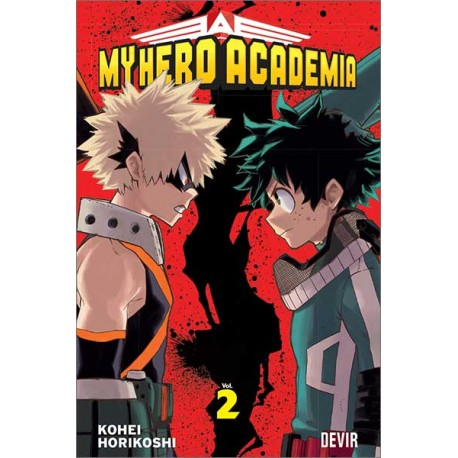 My Hero Academia PT vol 2