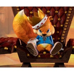 Conker First 4 Figures