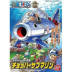 ONE PIECE CHOPPER ROBOT 3 SUBMARINE