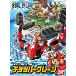 ONE PIECE CHOPPER ROBOT 5 CRANE
