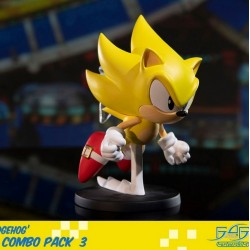 Vol. 03 Tails Firts 4 Figures