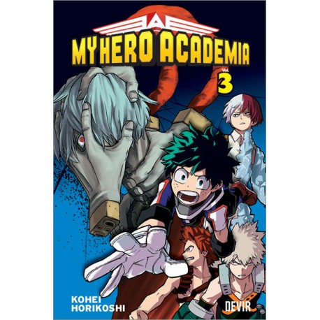 My Hero Academia PT vol 3