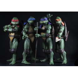Teenage Mutant Ninja Turtles 1990 movie  NECA