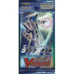 Vanguard  boosters EB01  Comic Style
