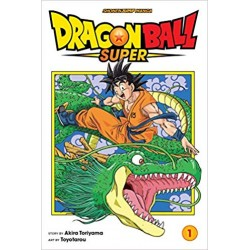 Dragon Ball Super MANGA VOL 1 ENG