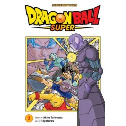 Dragon Ball Super MANGA VOL 2 ENG