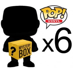 Mistery POP x6 BOX ORDER