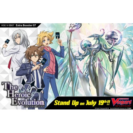 Vanguard EB07 The Heroic Evolution