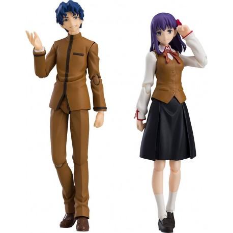 Pack Shinji Matou & Sakura Matou Figma