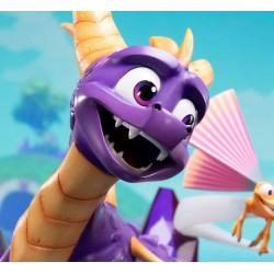 Spyro First 4 Figures