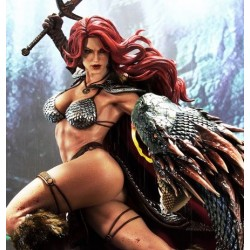 Red Sonja She-Devil with a Vengeance Prime 1 Studio