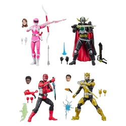 Power Rangers Lightning Collection Hasbro