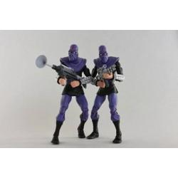 Pack Leonardo & Donatello Neca