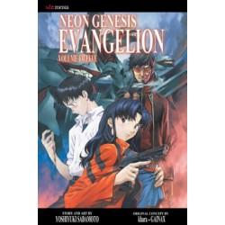 NEON GENESIS EVANGELION vol 12