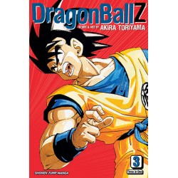 Dragon Ball Z VIZ 3 in 1 vol 7-9