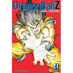Dragon Ball Z VIZ vol 4