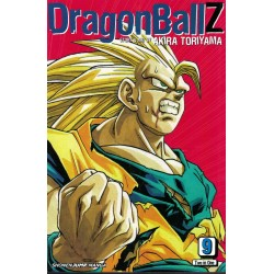 Dragon Ball Z VIZ vol 9