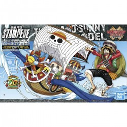 ONE PIECE Plastic Model GRAND SHIP COLL THOUSAND S FLY