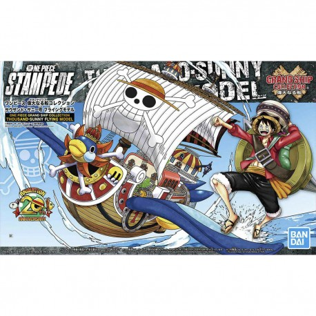 ONE PIECE Plastic Model