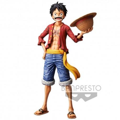 Monkey D. Luffy Banpresto