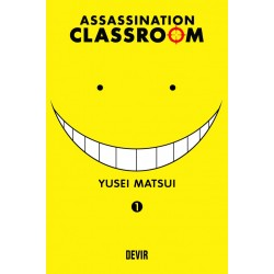 Manga Assassination Classroom