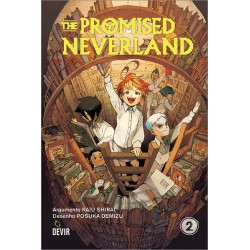 Manga The Promised Neverland PT Vol.1
