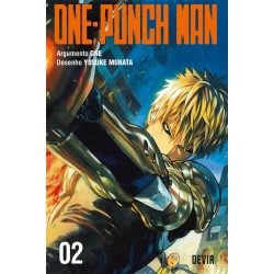 One Punch Man vol 09 (Português)