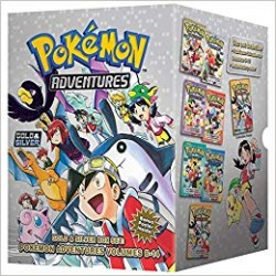 Pokémon XY MANGA BOX 1-12
