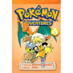 Pokemon Adventures Vol. 5 ENG