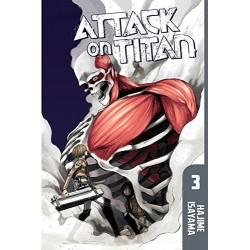Attack on Titan Vol.1