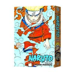 Naruto VIZ 3 in 1 Vol.1-3
