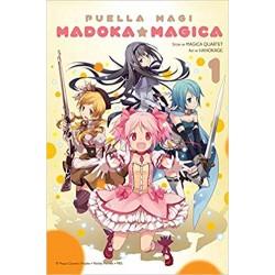 Puella Magi Madoka Magica Vol.1
