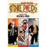 One Piece VIZ 3 in 1 Vol.4-6