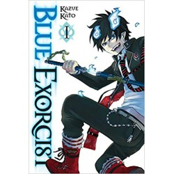 Blue Exorcist Vol.1