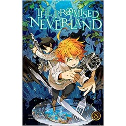 The Promised Neverland Vol.8