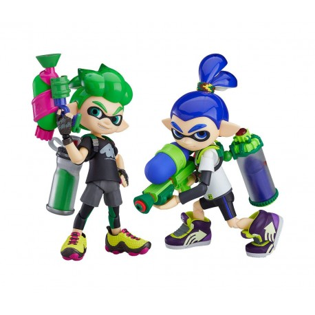 Nendoroid ack Splatoon Boy DX Ver.