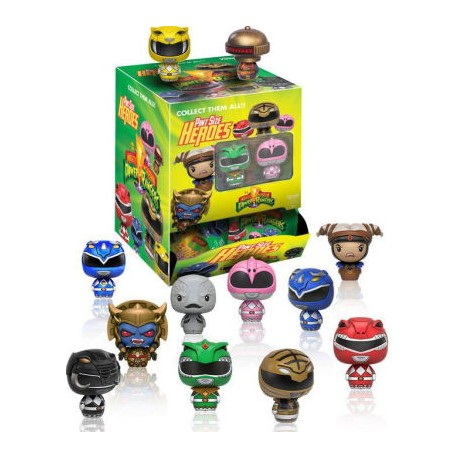 Pint Size Heroes: Power Rangers (Blind Boxed)