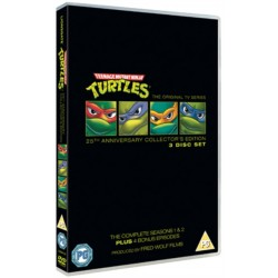 Teenage Mutant Ninja Turtles: The Complete Seasons 1 and 2