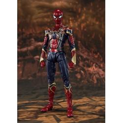Iron Spider & Tamashii Stage S.H.Figuarts