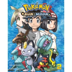 Manga Pokémon Sun & Moon Vol.1